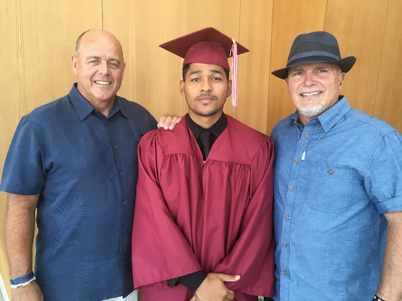 Former Foster Youth with Mentors | We LIFT LA