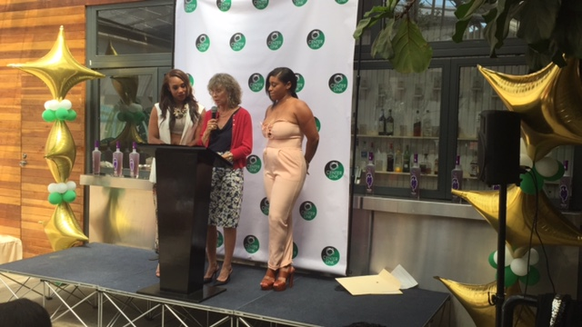 WE LIFT LA Founder Joyce Harmon receives humanitarian award at the 2016 Women's Life Brunch